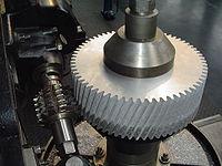 ремонт зубчатого колеса
