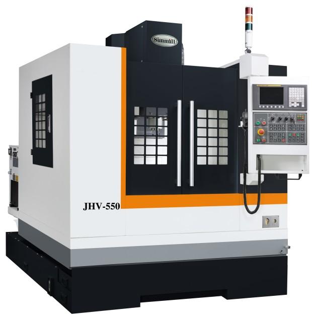 обрабатывающий центр JHV-550