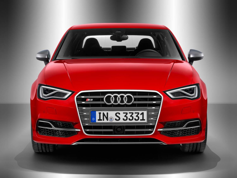 Audi A3 Sedan. Новости машиностроения
