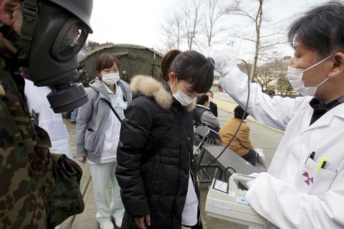 Оценка радиационной обстановки