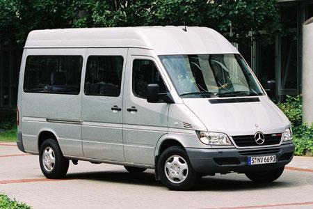 Merсedes-Benz Sprinter российской сборки