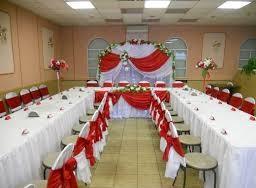 украшение свадебного торжества