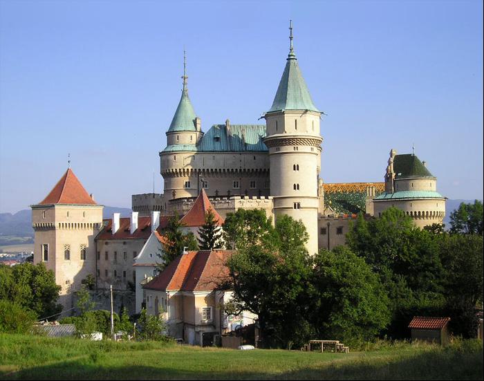 Словакия – красивая европейская страна
