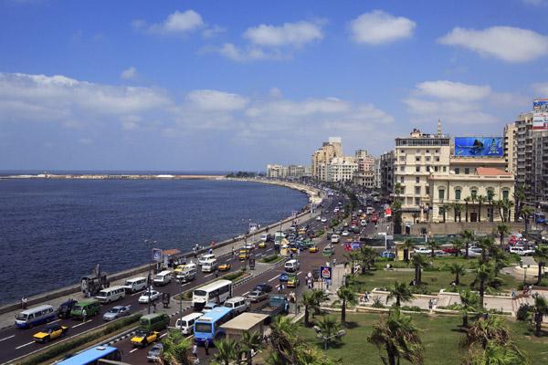 Туризм и отдых в Египте: Александрия