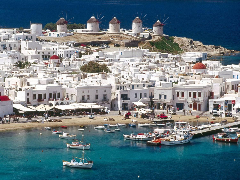 Туризм и отдых в Греции