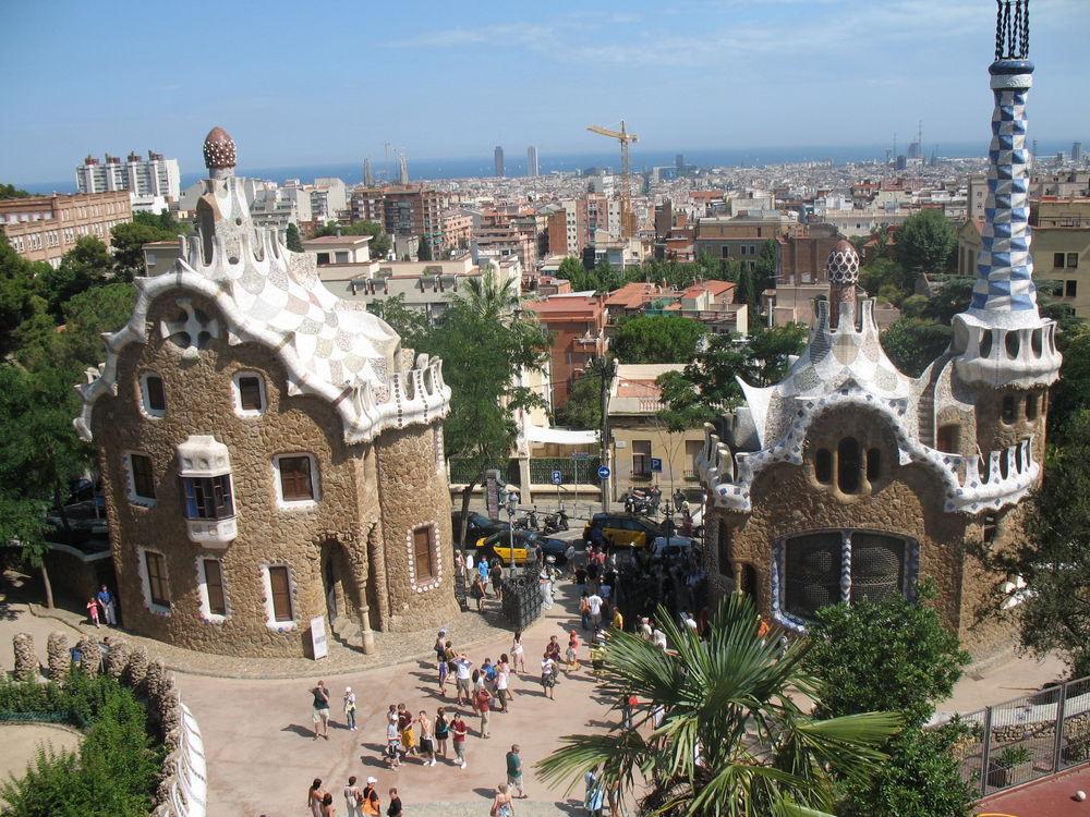 Туризм и отдых в Испании: Барселона