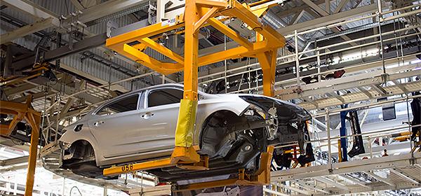 Калужский завод приостанавливает производство