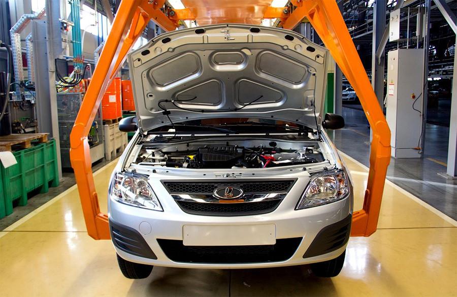 На АвтоВАЗе повысят среднюю заработную плату