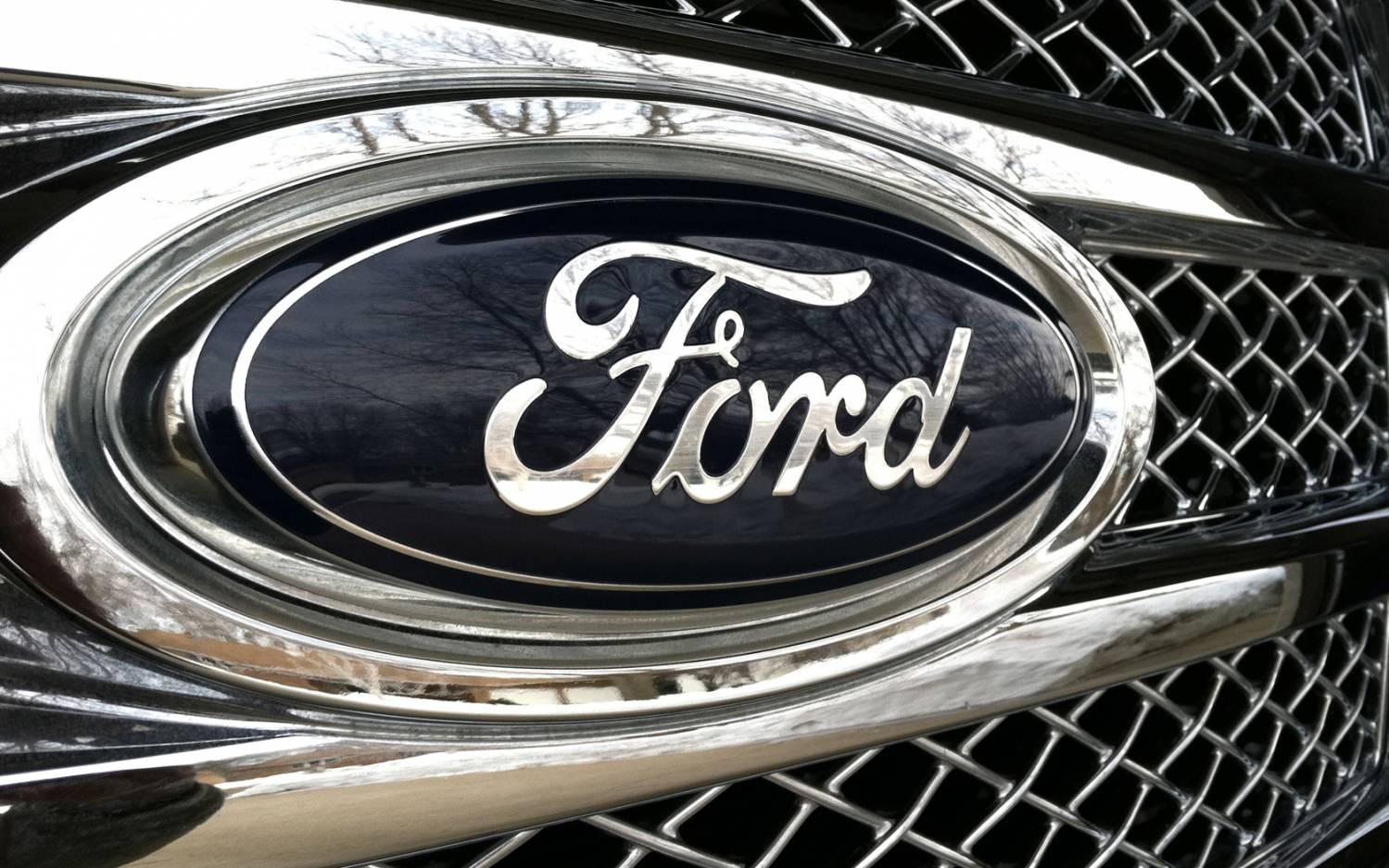 Ford отзывает автомобили