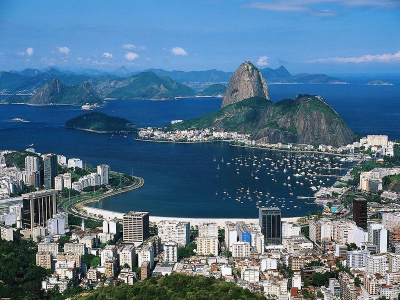 Туризм и отдых в Бразилии