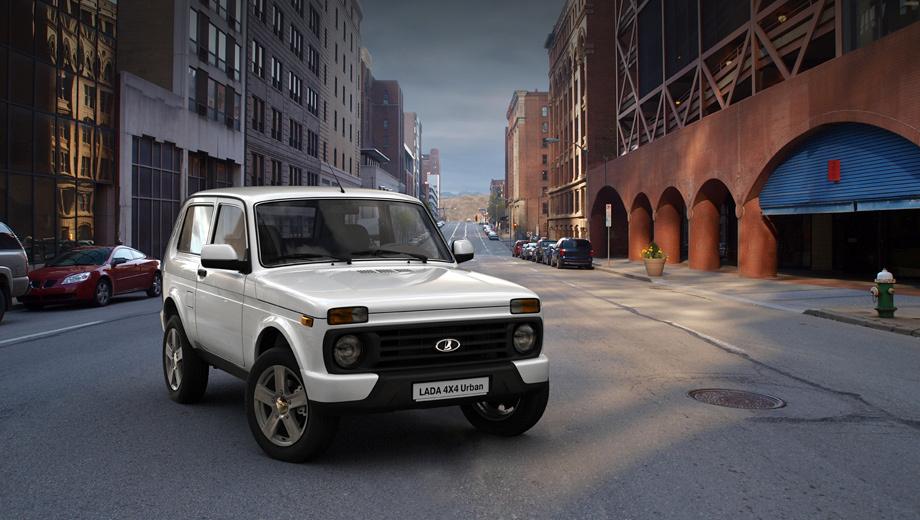 Возросший спрос на Lada 4х4 Urban заставил задуматься АвтоВАЗ об увеличении производства