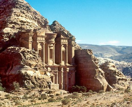 Туризм и отдых в Иордании