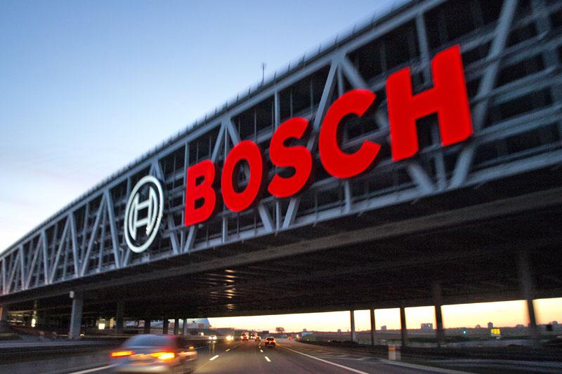 Bosch - успешное начало 2015 года во всех секторах бизнеса