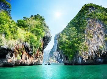 Отдых на экзотических островах Таиланда