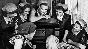 Радио в советские времена