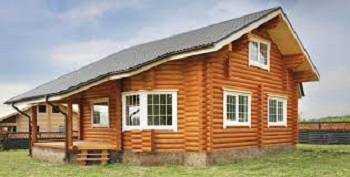 Строительство домов из срубов