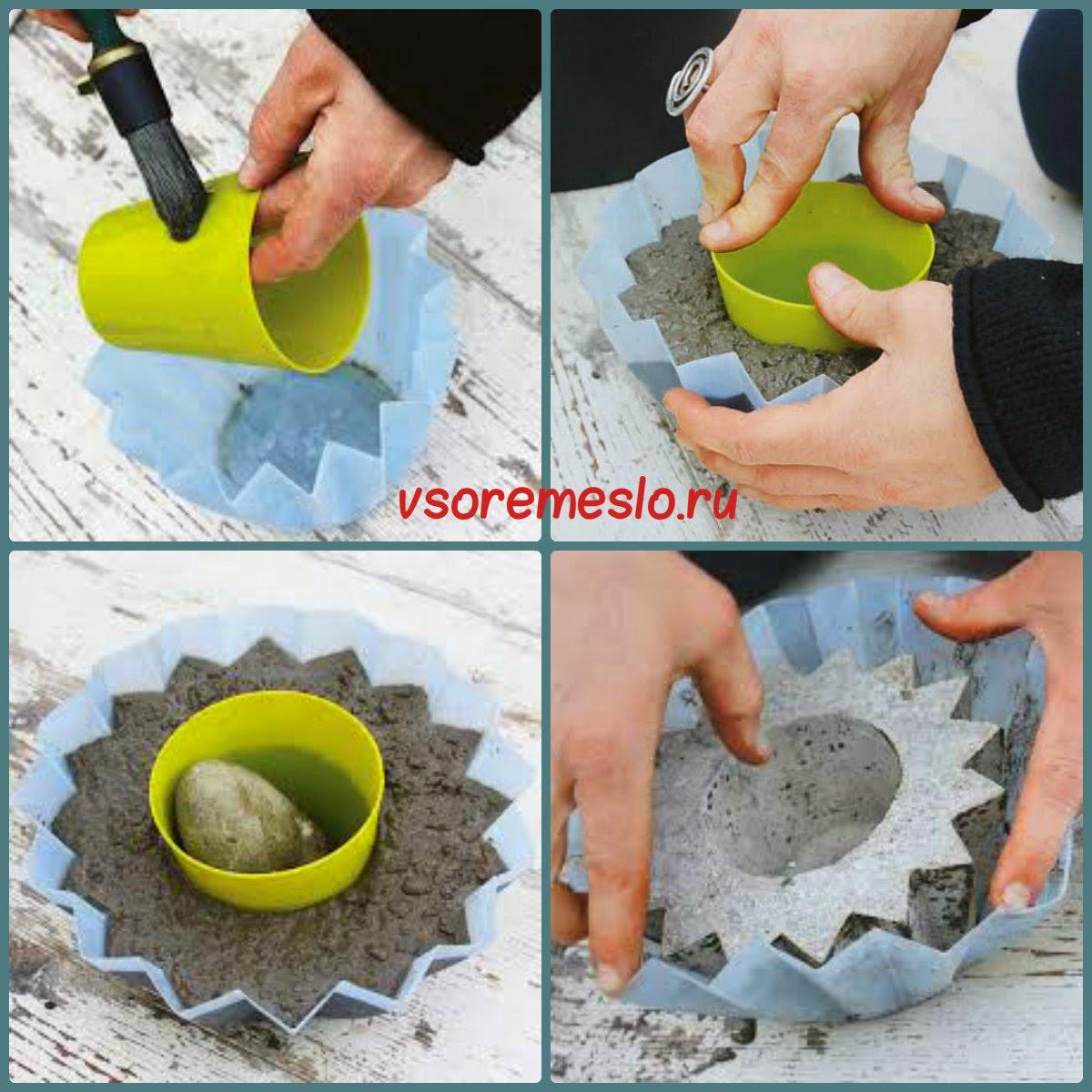 Как сделать горшок своими руками фото 74