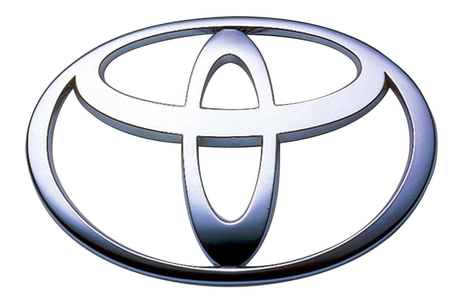 Toyota логотип