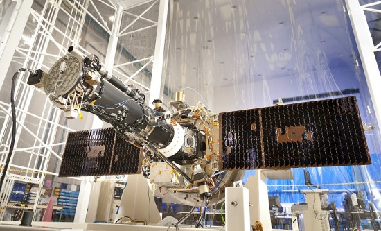 IRIS - космический аппарат для изучения Солнца