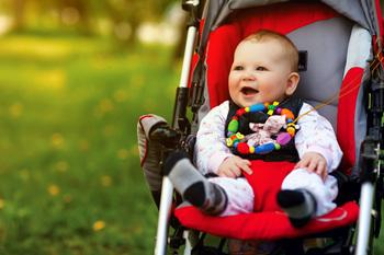 Коляска для малыша