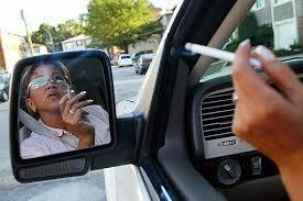 Hyundai борется с курением