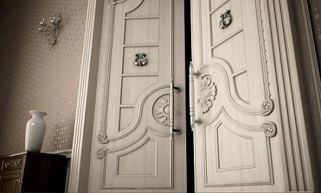 Элитные двери из Италии