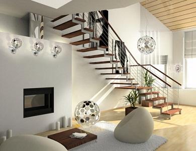 Дизайн интерьера в стиле модерн