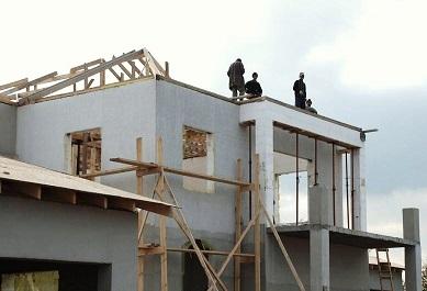 Монолитное строительство новых домов