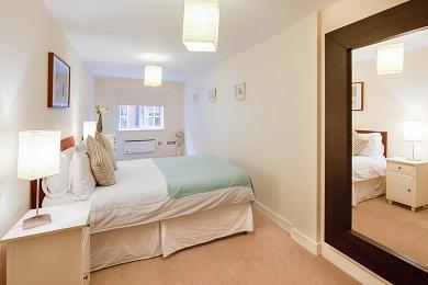 Создание современного интерьера спальни