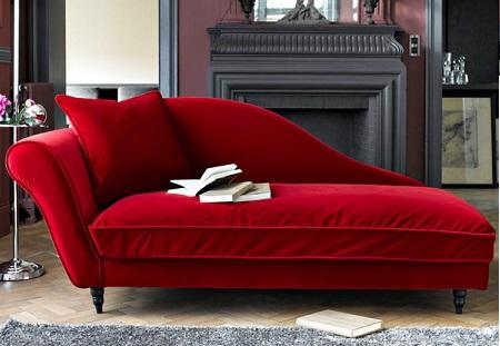 Современный диван кушетка фото