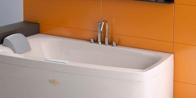 Устройство смесителей в ванной комнате