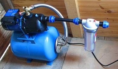 Насосы и водоснабжение