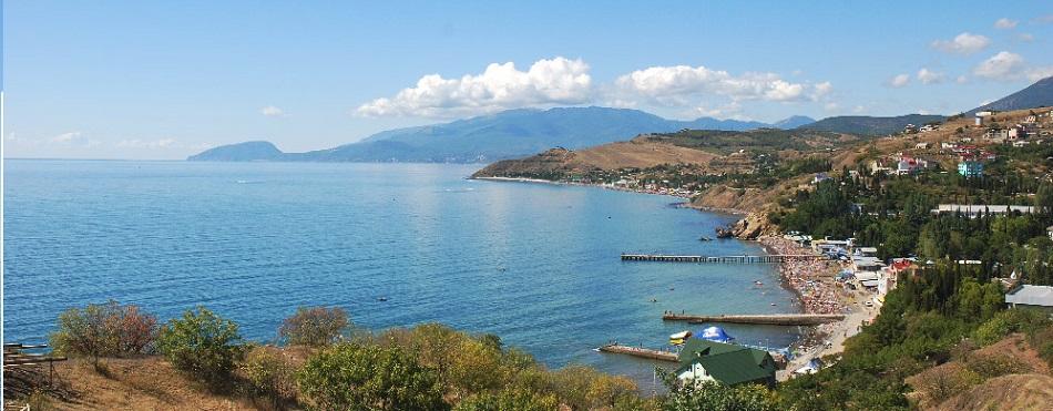 Алушта – курортный город в Крыму