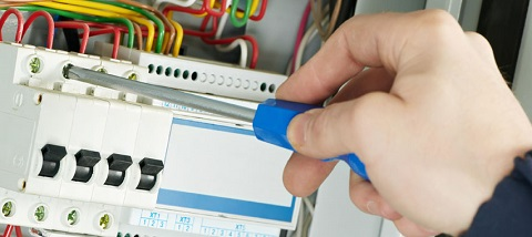 Система электроснабжения помещения