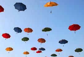 виды зонтов