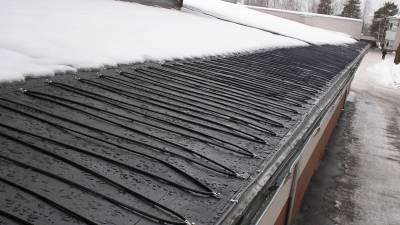 Система снеготаяние