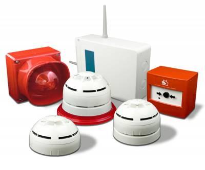 Современные системы пожарной сигнализации