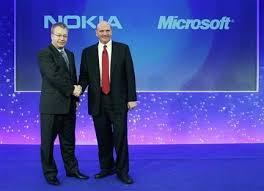 Nokia была поглашена microsoft