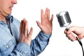 страх перед публичным выступлением