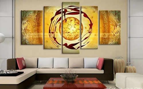 Картина в дизайне квартиры