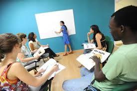 обучение на курсах английского