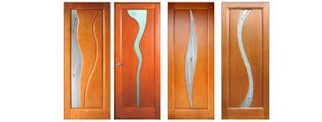 Шпонированные, мазонитовые двери