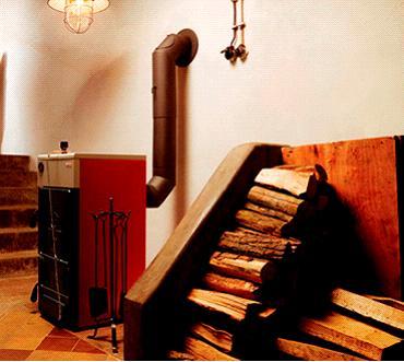 отопление дом